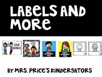 Labels and More!