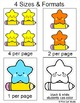 Stars Name Tags and Locker Labels