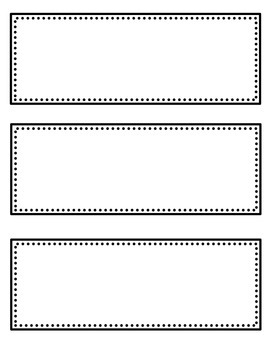 Labels and/or Name Tags -- FREE!