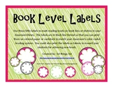 Labels for AR Book Levels