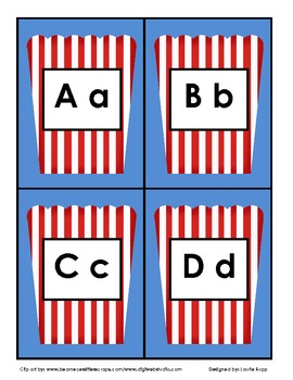 Labels for Alphabetizing Sound Bags -Free