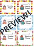 Labels for Book Baggies