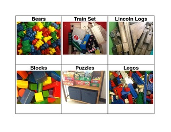 Labels for Centers or Containers