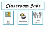 Labels for Classroom Job Chart