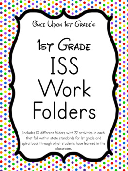Labels for ISS Folders