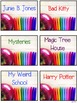 Editable Labels for Work Stations, Classroom Supplies, and