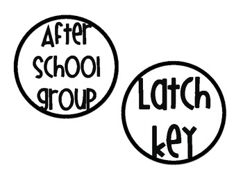 Labels for your Classroom!