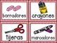 Labels in Spanish