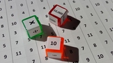 Labels to Make Your Own Dice
