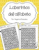 Laberintos del alfabeto (Alphabet Mazes)