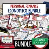 Personal Finance BUNDLE, Economics BUNDLE Distance Learnin
