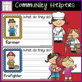Community Helpers