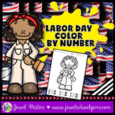 Labor Day Activities (Labor Day Color By Number)