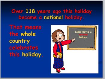 Labor Day: A Very Different Holiday