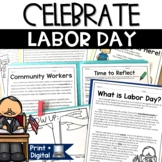 Labor Day Activities   Reading Comprehension Passage