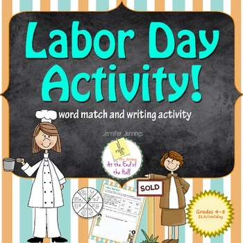Labor Day Activity