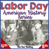 Labor Day Activities Grades 3 to 5  Informational Reading