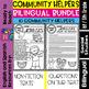 Community Helpers Bundle / Bilingual Resource + Freebie #253 Pages