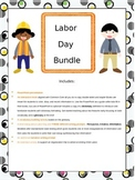 Labor Day Bundle-Early Elementary