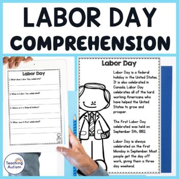 Labor Day Comprehension