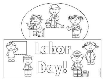 Labor Day Crown