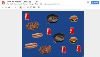 Labor Day - Digital Breakout! (Escape Room, Scavenger Hunt)