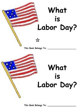 Labor Day Easy Reader