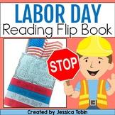 Labor Day Flip Book for Reading- Digital With Google Slides