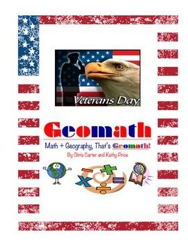 Labor Day GEOMATH Geography + Math = FUN!