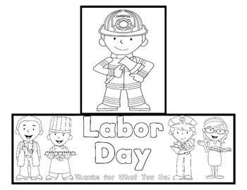 Labor Day Headband