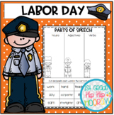 Labor Day Activities and Informational Text