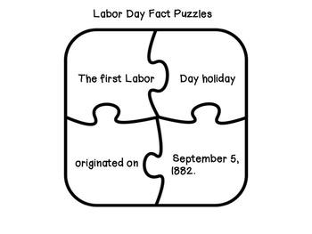 Labor Day Interactive Fun