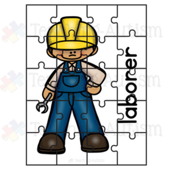 Labor Day Jigsaws