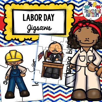 Labor Day Jigsaws