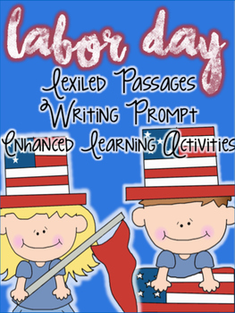 Labor Day Lexile Readers