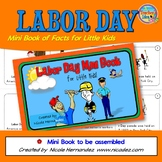 Labor Day Mini Book of Facts For Little Kids