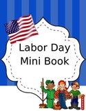 Labor Day Mini Book