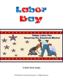 Labor Day Mini Lesson & Activity Pack