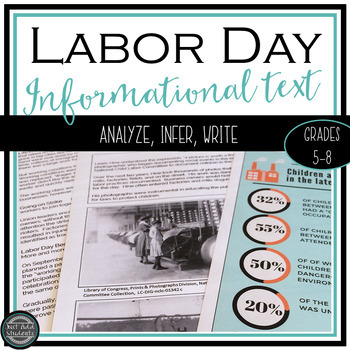 Nonfiction Informational Text about Labor Day