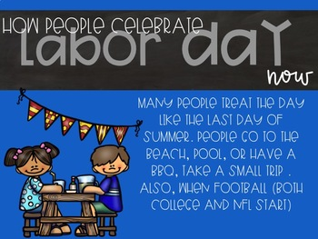 Labor Day PowerPoint