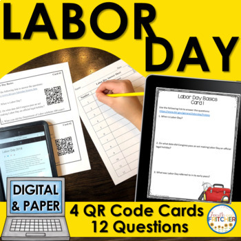 QR Code Quest: Labor Day