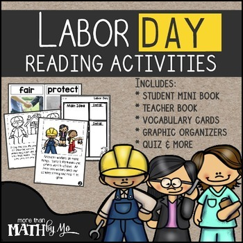 Labor Day Reading Activities