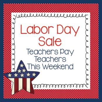 Labor Day Sale Image