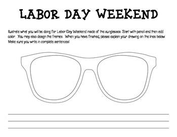 Labor Day Sunglasses