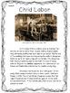 Industrial Revolution Unit  Labor Day Reading