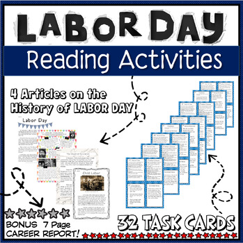 Industrial Revolution Unit  Labor Day Reading