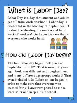 Labor Day Worksheets Community Helpers Puzzles Coloring Much More