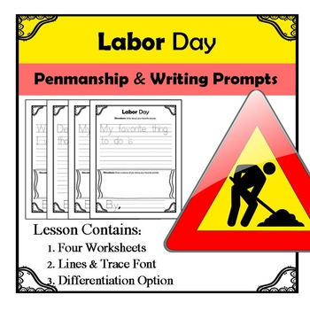 Labor Day Writing Prompts