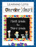 Labor Day or Career Day Games and Activities Grades 1-3