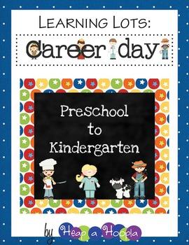 labor day or career day games and activities preschool and kindergarten